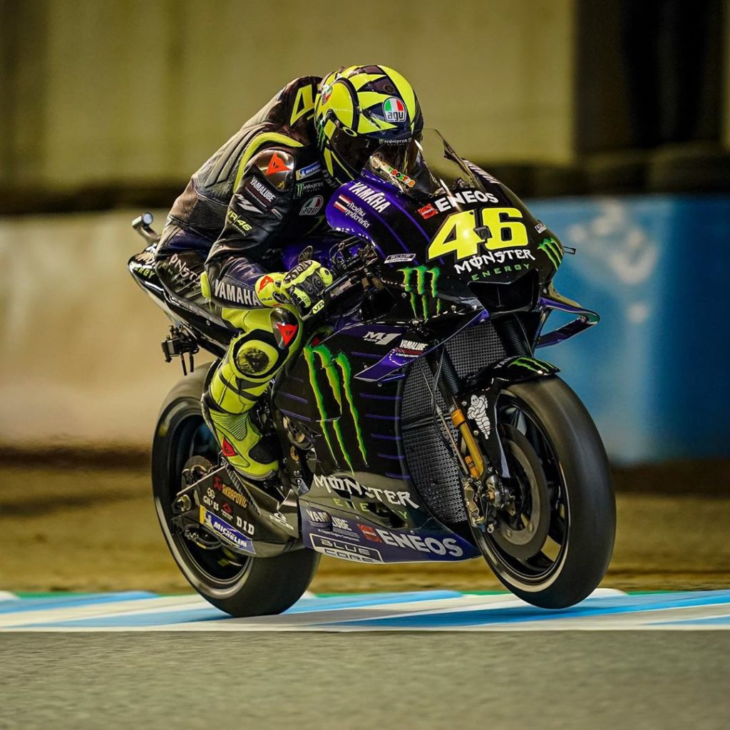 "@valeyellow46 : ""I expected more from Q2, try to start a bit better, because in ..."