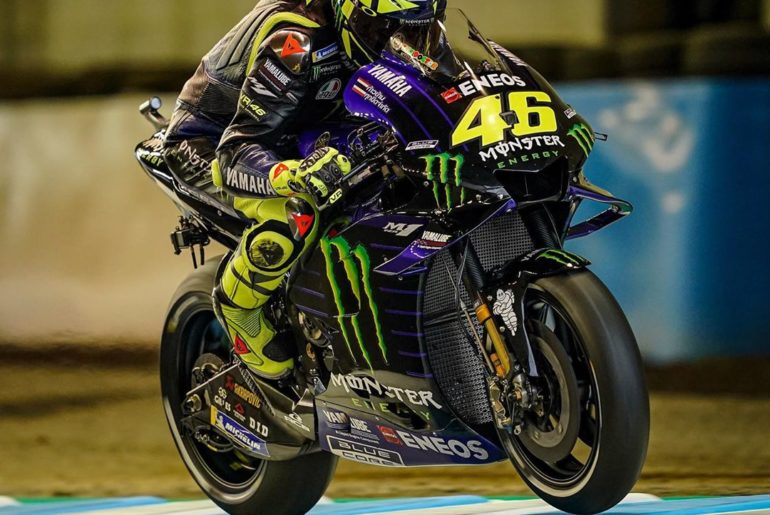 """@valeyellow46 : """"I expected more from Q2, try to start a bit better, because in ..."""
