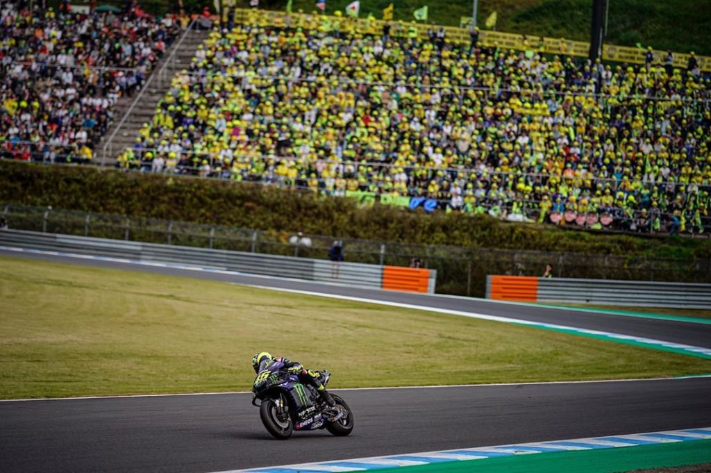 "@valeyellow46 : ""I had quite a bad start, not in the first corner but after that..."