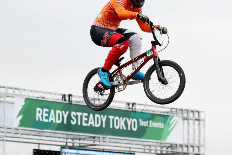 Young but one of the Olympic Games' most exciting sports.  BMX Racing is one of...