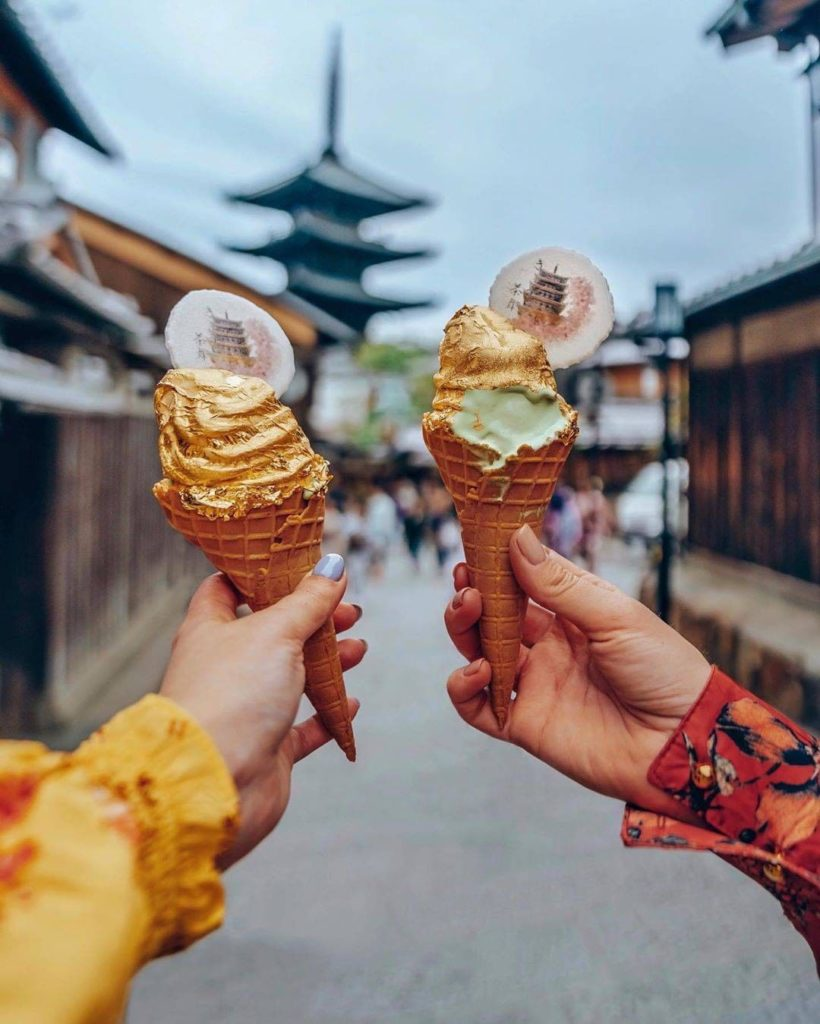 If you got yourself a photogenic ice cream cone and didn't take a photo of it, d...
