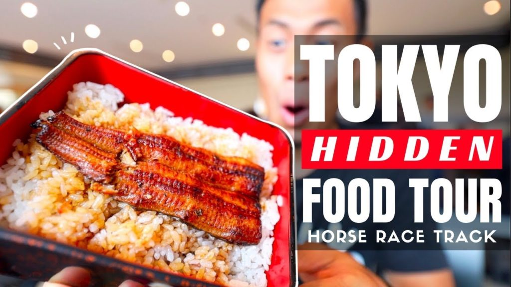 Unbelievable Tokyo Food Tour at Japanese Horse Racing