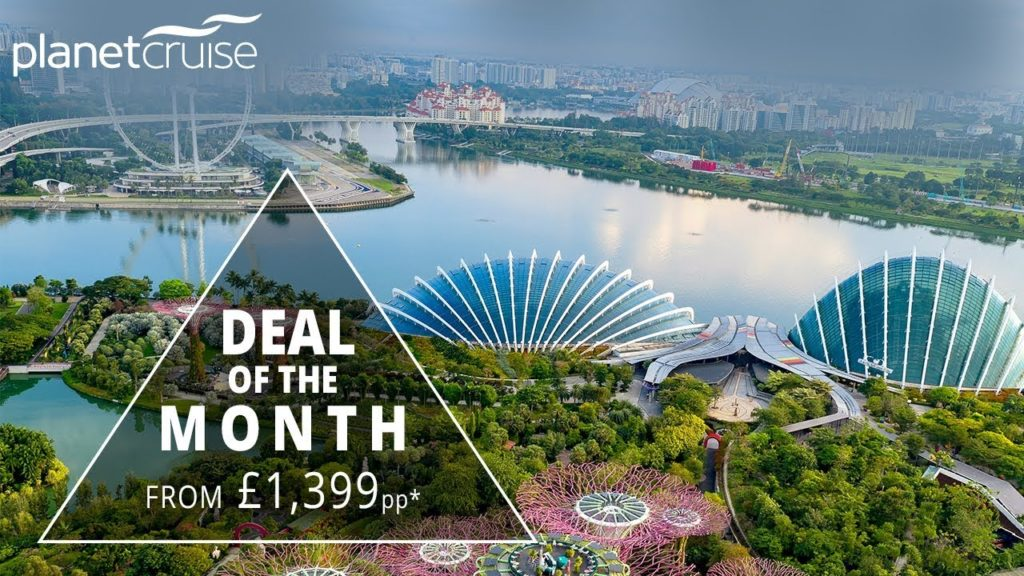 CELEBRITY MILLENNIUM to HONG KONG, VIETNAM and SINGAPORE  | Planet Cruise Deal of the Month
