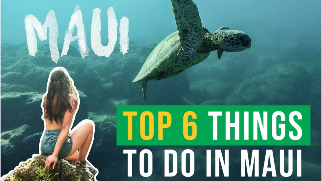 HOW TO TRAVEL MAUI, HAWAII | Free Itinerary & Road to Hana Guide