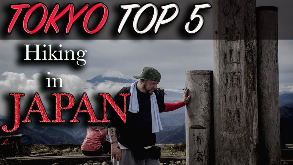 Hiking in Japan: Top 5 day hikes near Tokyo