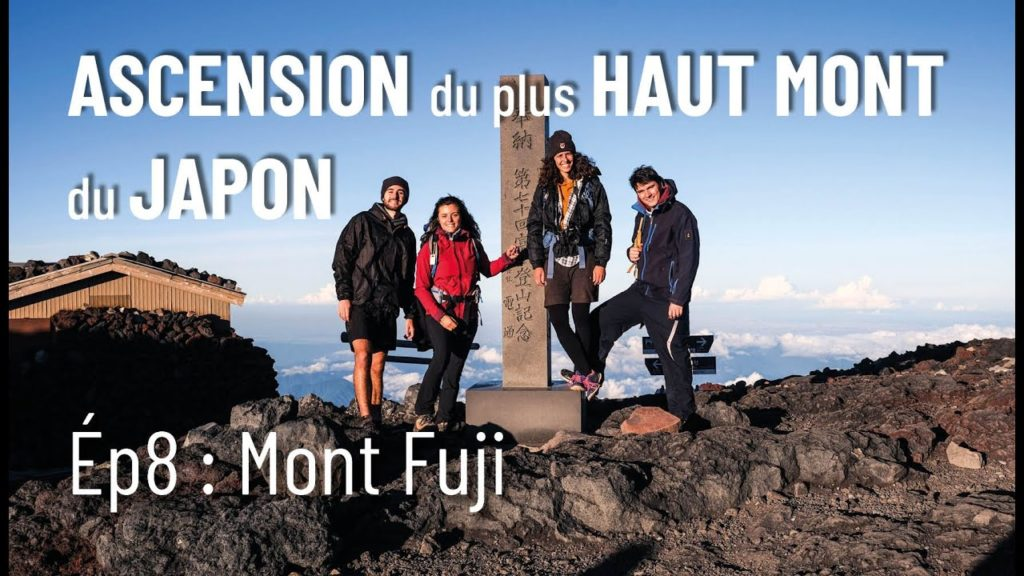 On se perd sur le Mont FUJI !! (JAPON)