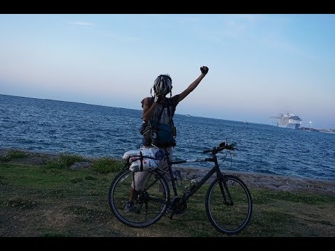 Cycling through Japan Part200 Nishihara→Naha 【Final Part】