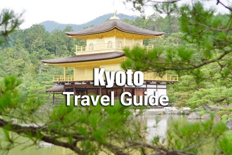 Kyoto Travel Guide - Fushimi Inari Shrine and Kinkakuji
