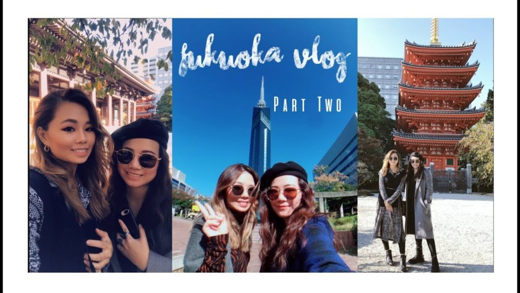 Fukuoka Vlog | Part Two