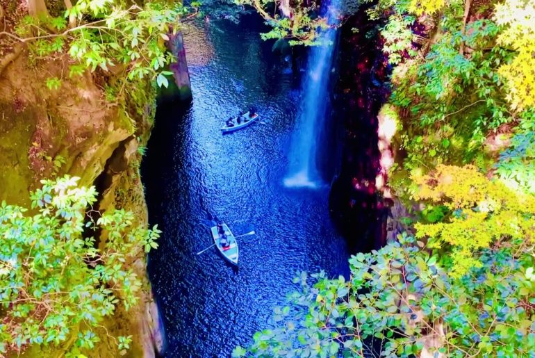Takachiho Gorge (Heaven in the Land of the Rising Sun)