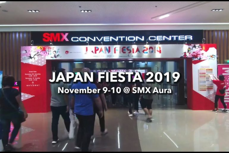 Japan Fiesta 2019 | Travel, Food, Culture. All the charms of Japan!