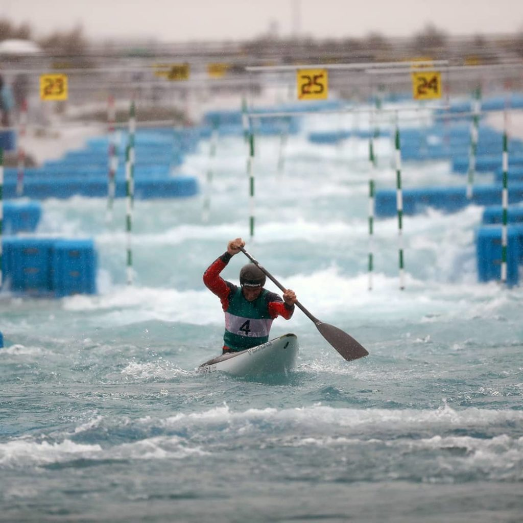 Debuting in 1972, this will be the first time that Canoe Slalom  has been seen i...