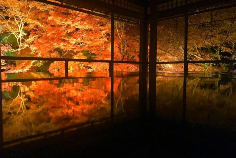 LIMITED TIME OPPORTUNITY TO VISIT RURIKOIN TEMPLE IN KYOTO Normally not open to ...