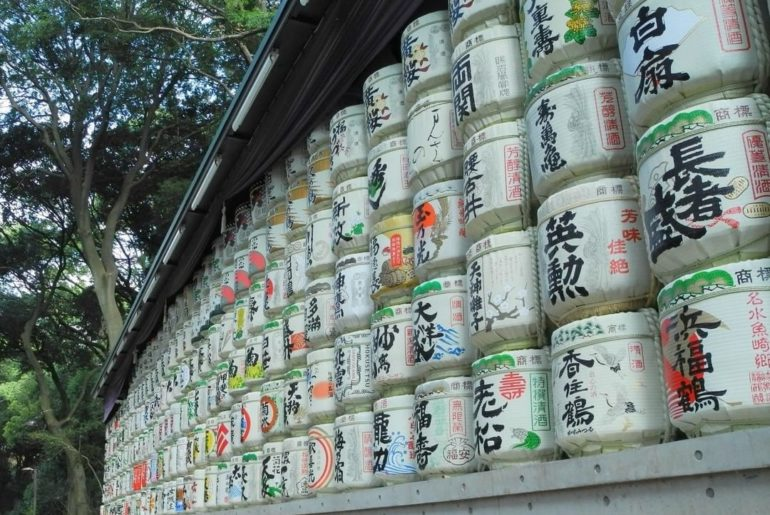 Sake brewing season is here! During the winter months sake brewers create magic ...