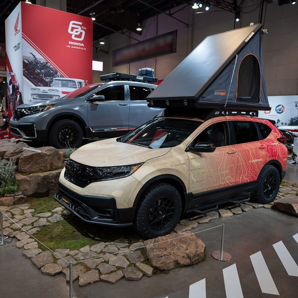 From tuner builds to custom #HondaCRVs and more, #SEMA2019 is the best place to ...