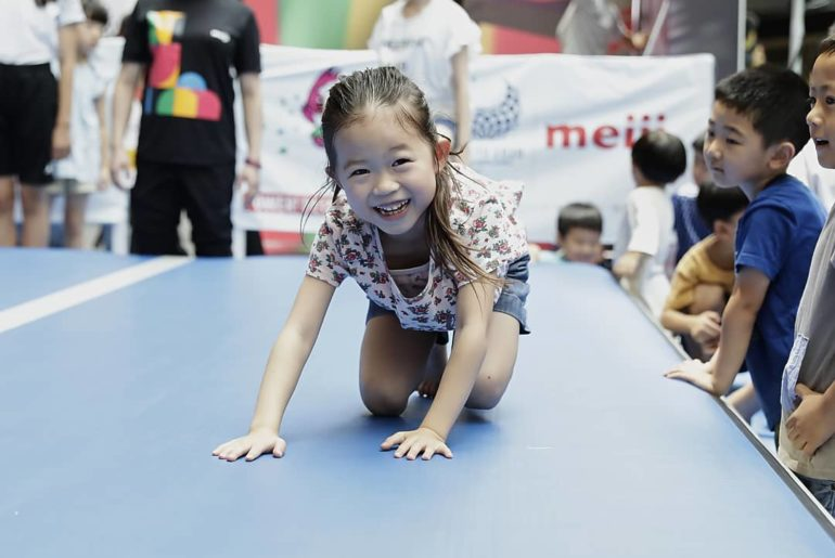 Today is #WorldChildrensDay!  . The #Tokyo2020 Games  are for more than just fin...