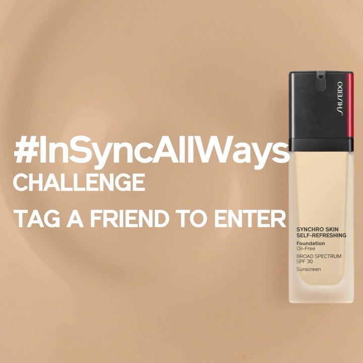 We're celebrating the launch of #SynchroSkin with a GIVEAWAY. Five lucky followe...