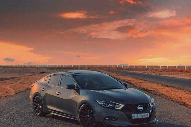 Weekends are for views like these and rides like this. #NissanMaxima #Nissan #Ma...