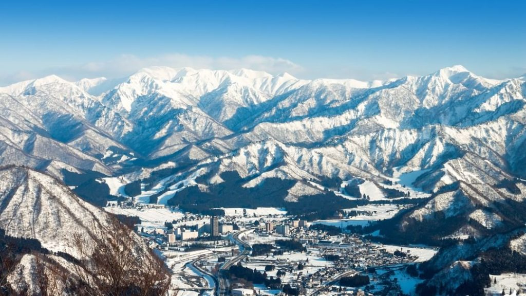 Gala Yuzawa, a snow resort in Niigata Prefecture, is just 70-minutes by bullet t...