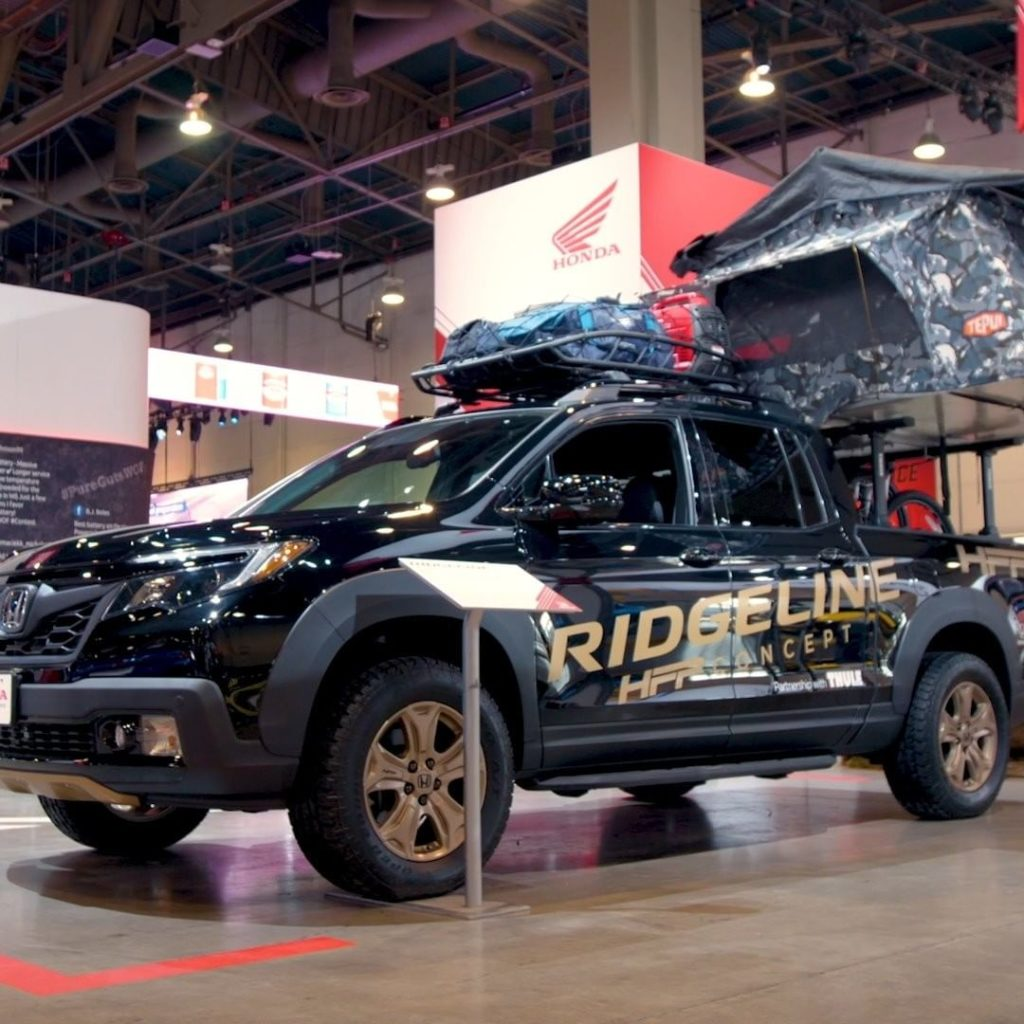 Hungry for adventure? Check out these accessorized 2020 #HondaCRVs and the HFP R...