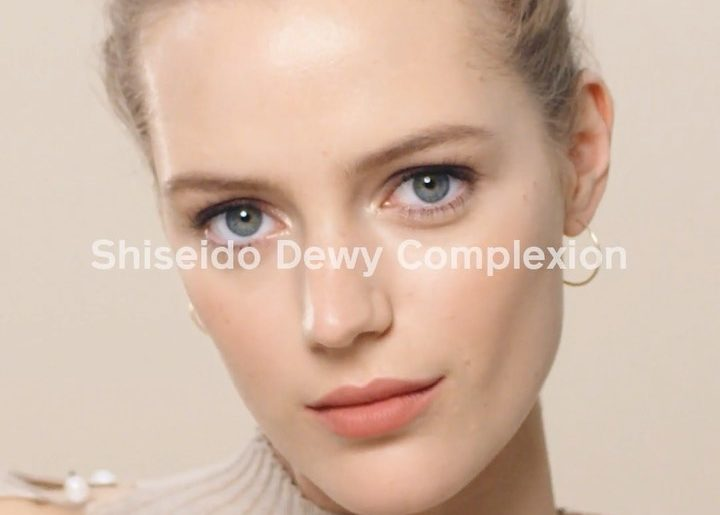 The new Synchro Skin Self-Refreshing Cushion Compact delivers a dewy complexion ...