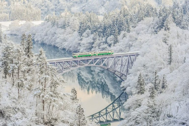 Who is ready for the ski season to start?! Japan's mountain resorts are known fo...