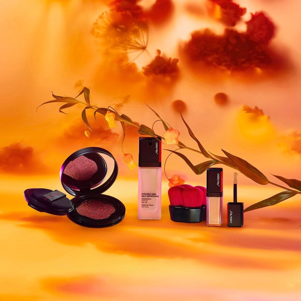 Fall in love this holiday! Find your flawless and get in sync with your skin thr...