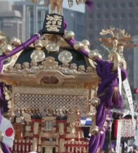 The weekend of Nov. 9-10 was filled with celebrations for the new emperor of Jap...