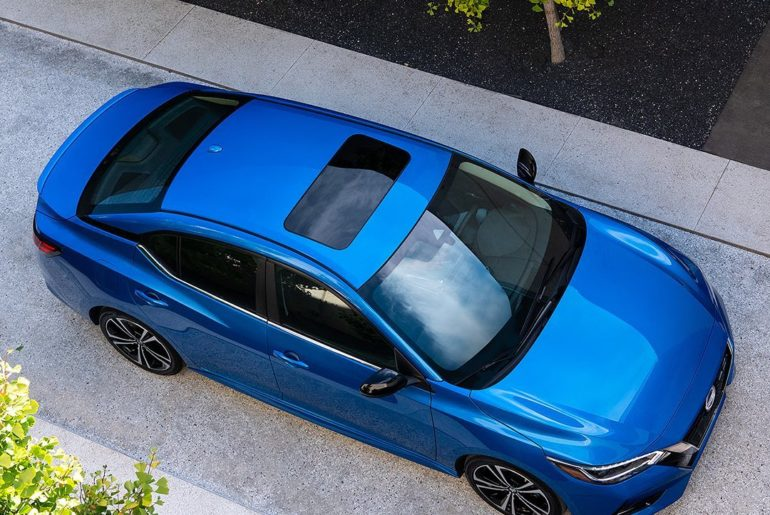 The all-new 2020 #Nissan #Sentra is designed to surpass expectations. #LAAutoSho...