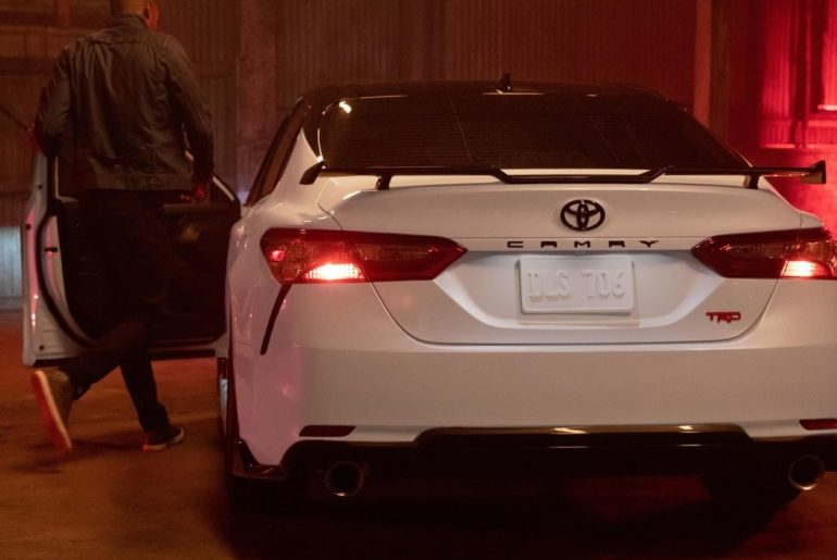 Can you handle the heat? #Camry #TRD #LetsGoPlaces...
