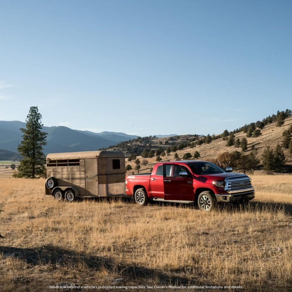 #Tundra 1794 Edition takes excursions to a new level. #LetsGoPlaces...