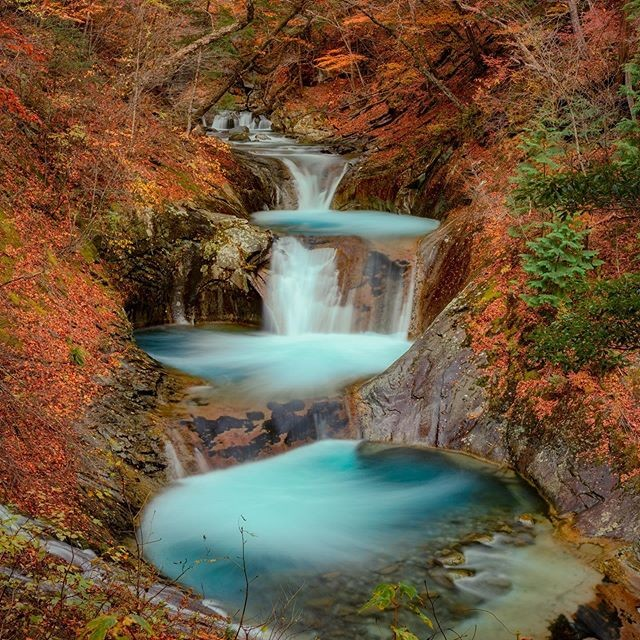 The Nishizawa Valley is one of the highlights of Chichibu-Tama-Kai National Park...