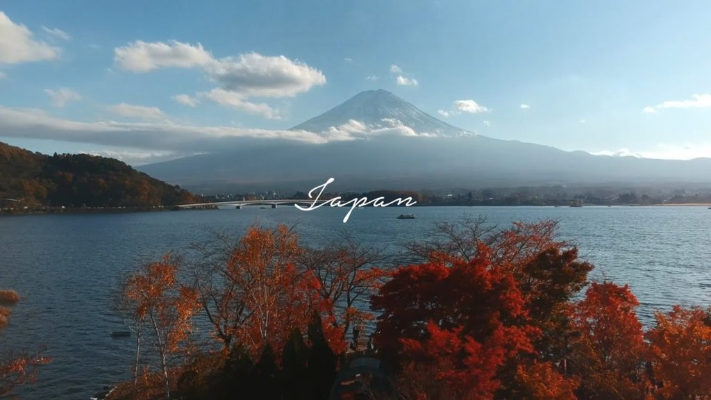 Just an ordinary Japan travel video captured by iPhone 11