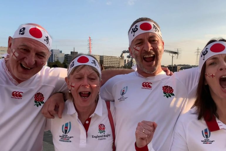 RWC2019 Tour to Japan for Rugby World Cup