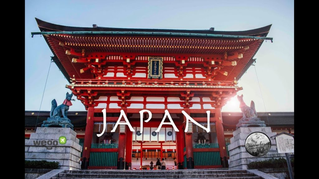 Inside Japan: A Travel series powered by Wego   Trailer   Moonchasers Film