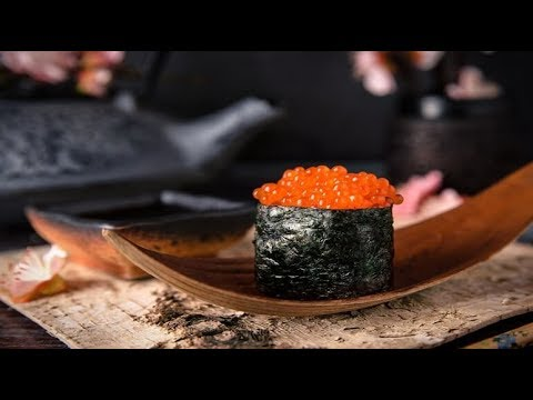 Japanese Street Food | Salmon Caviar | サーモンキャビア | Amazing Street Food