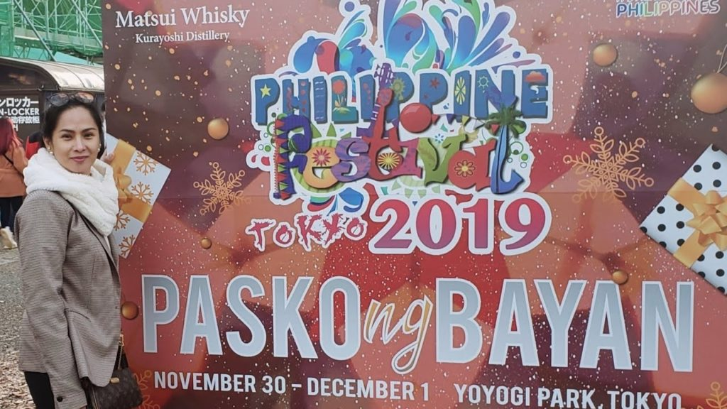 Philippine Festival 2019 in Yoyogi Park feat.Yeng Constantino | Pinay in Japan