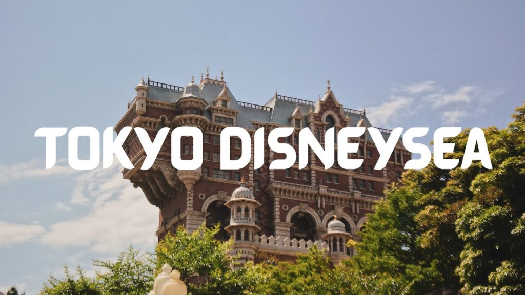 Exploring Tokyo DisneySea for the First Time