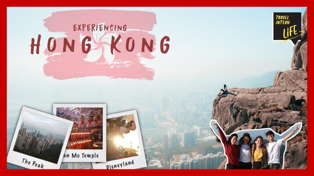 We Scaled Suicide Cliff — Hong Kong   The Travel Intern
