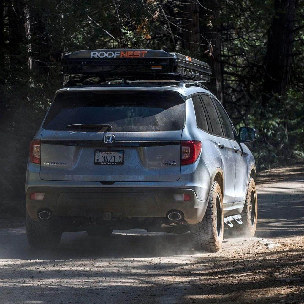 Power through the backcountry this holiday weekend with the automatic 9-speed tr...