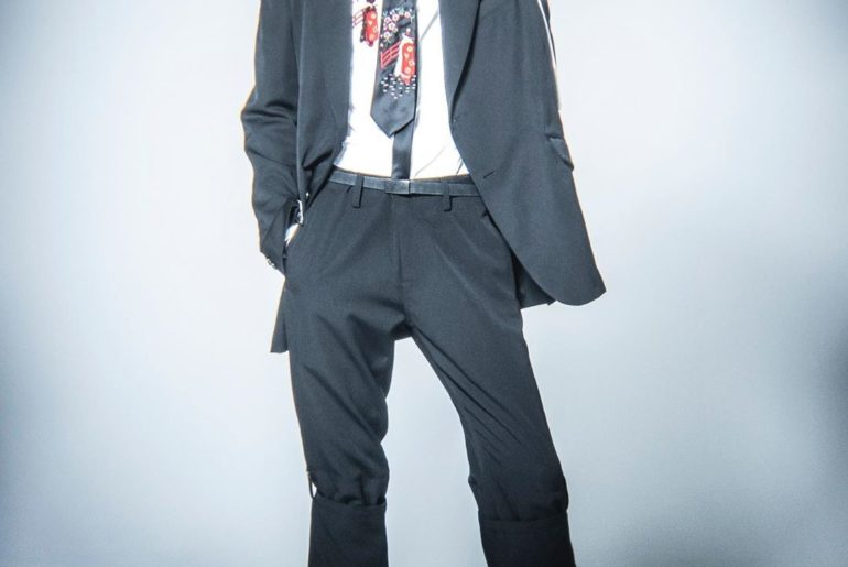 Yohji Yamamoto 2004-2005AW REPLICA Capsule Collection.  Available on December 6t...