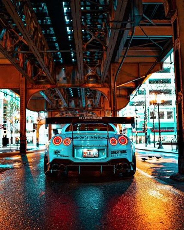 Away we go. #Friday #OMGTR #NissanGTR & @zhuohao_liu...