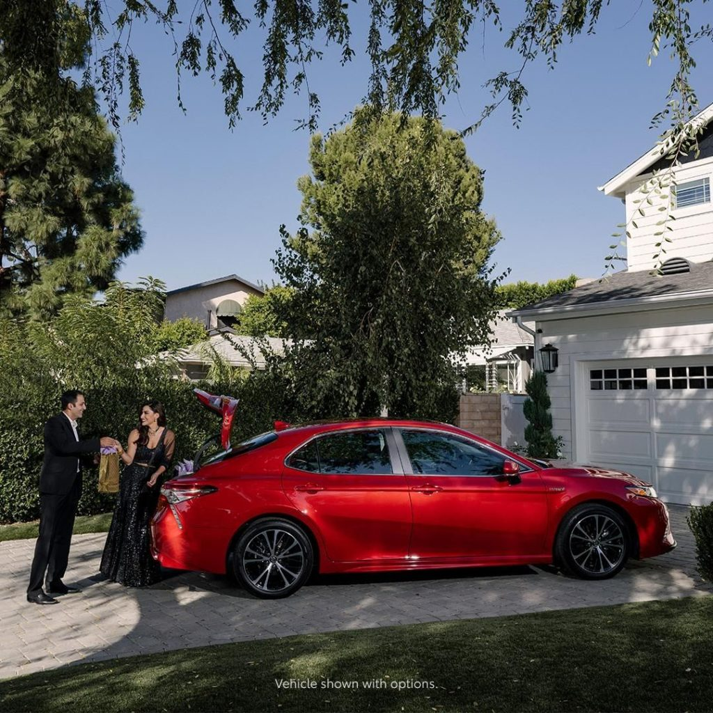 Parties, road trips and everything in between. Where do you go in your #Camry #H...