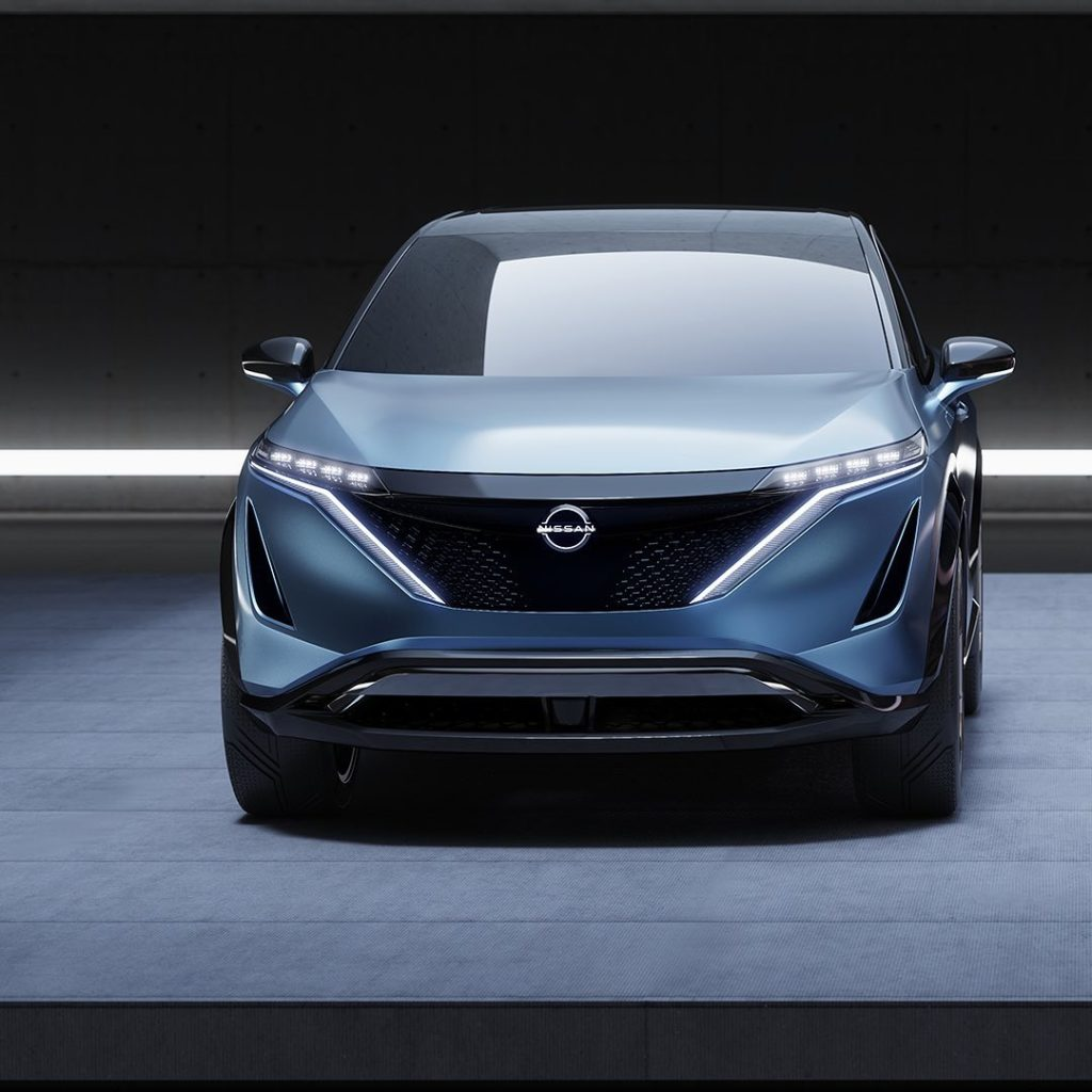 """The #Nissan #Ariya and #IMk concepts are the latest design icons of #Nissan #In..."