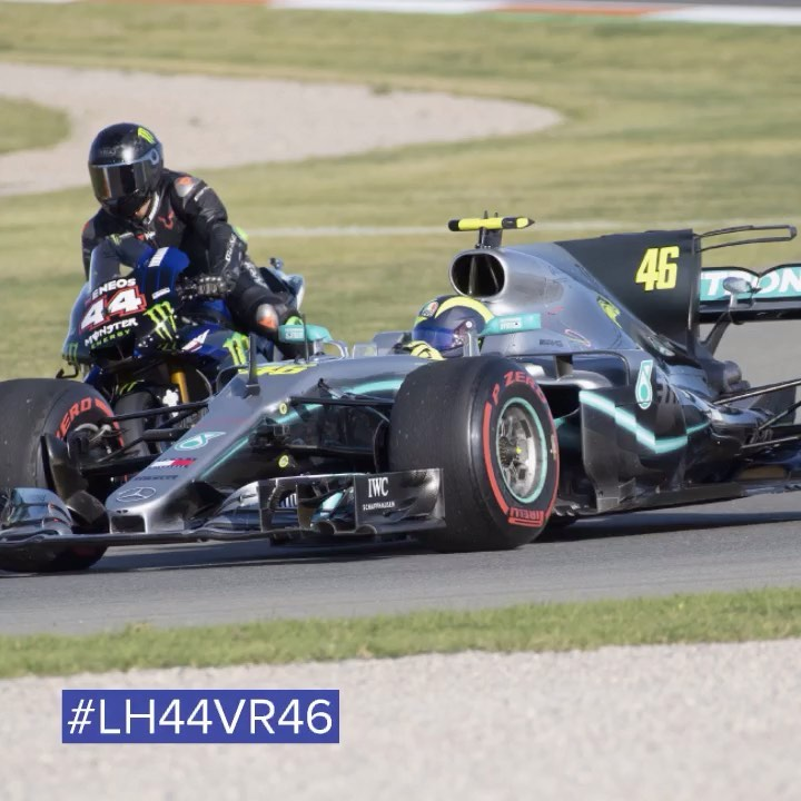 Check out all the action in our picture gallery  .  . . #LH44VR46 | #MonsterEner...