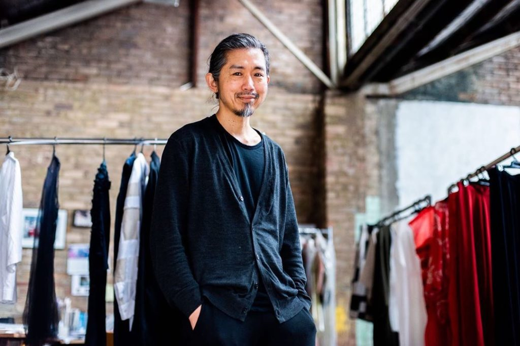 Fashion designer Akira Isogawa has found tremendous success Down Under as his cl...