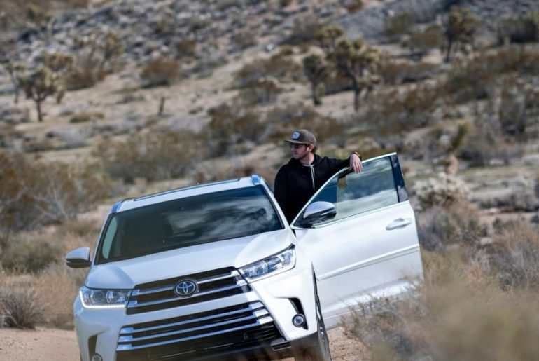 December in the desert, anyone?  #Highlander #LetsGoPlaces...