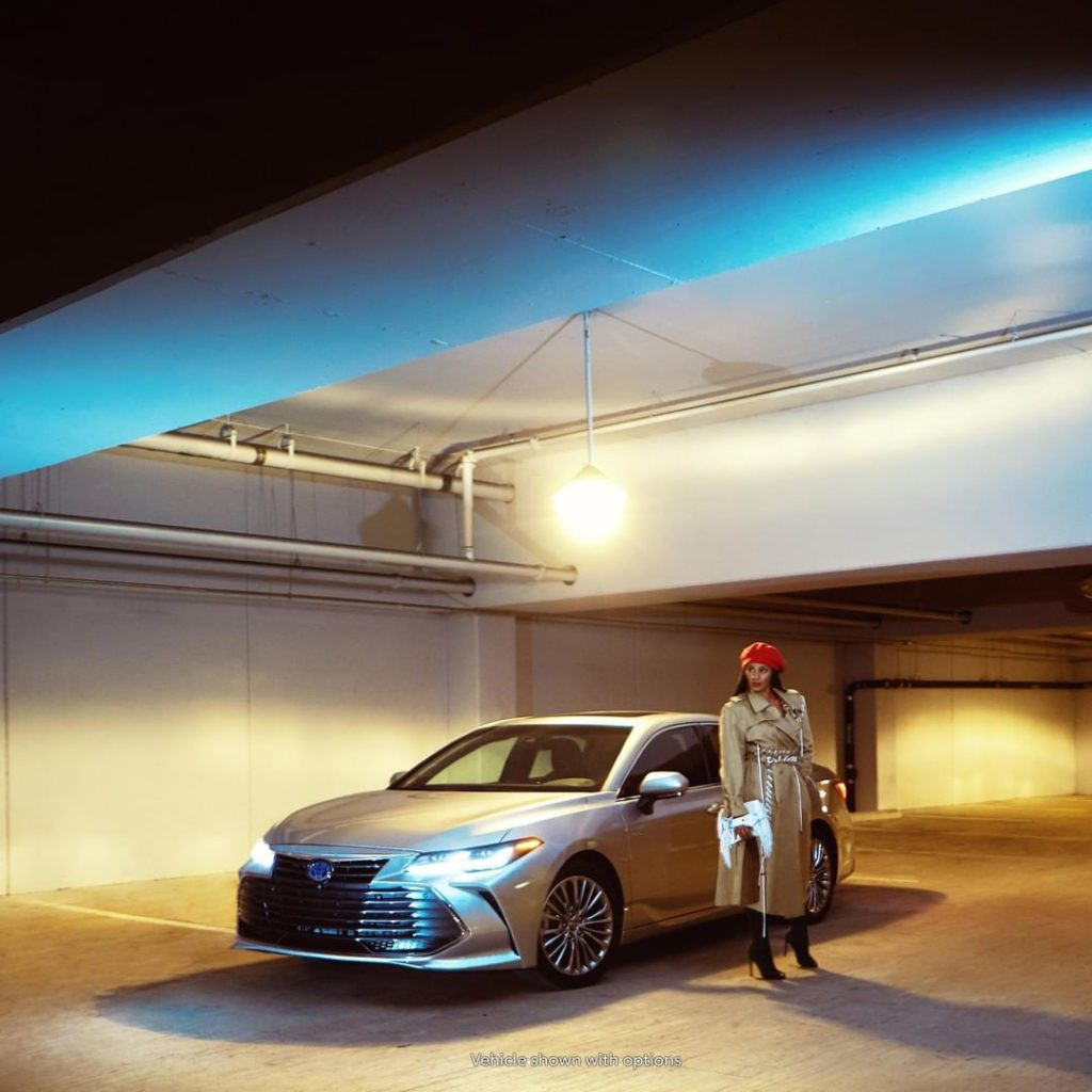 Strong character with a sleek silhouette. #Avalon #Hybrid #LetsGoPlaces...