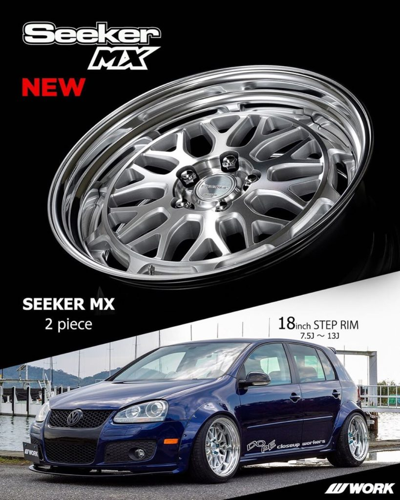 NEW WORK Seeker MX available now  新製品 Seeker MXが発売となりました!  More info  link in bi...