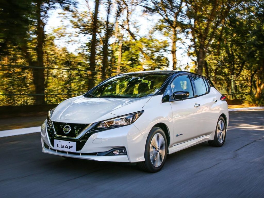 The art of the daily commute.  #NissanLEAF #SimplyAmazing...